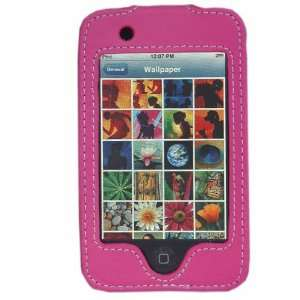 Premium Apple iPod Touch Leather Case Fits iPod Touch 8GB, 16GB