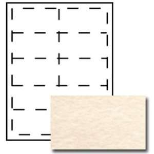 Parchment Business Card Paper Stock