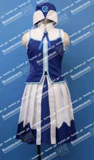 Fairy Tail Juvia Loxar Cosplay Size M With Boots