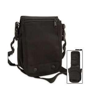 Mil Spec. Travel Organizer Shoulder Bag Black Sports