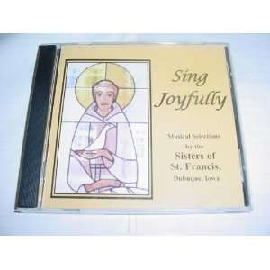 Audio Music CD Compact Disc Of SING JOYFULLY Musical Selections By The