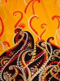 Yellow Kimono Long Maxi Dress Sz XL XXL 3XL 18 20 22 Lage Size