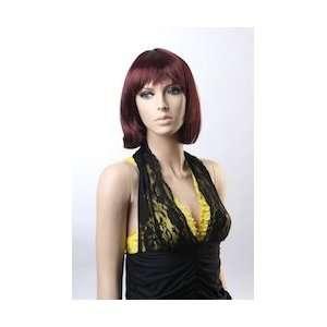 Short Female Mannequin Wig CL008