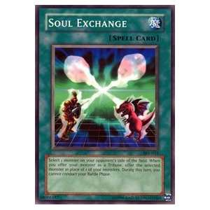 Soul Exchange   Evolution Kaiba Starter Deck   Common [Toy