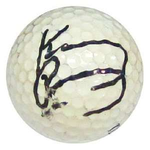 Kenny Perry Autographed / Signed Golf Ball