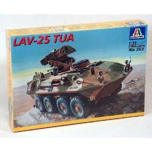 LAV 25 TUA Model Kit: Toys & Games