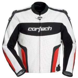 Cortech Latigo Mens Perforated Leather Motorcycle Jacket