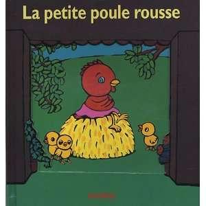 la petite poule rousse (9782211074414): Kimiko: Books