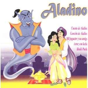 Aladino y la Lampara Maravillosa: Los Cuentos de la Abuela: Music