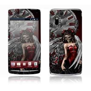 Sony Ericsson Xperia Acro Decal Skin   Gothic Angel: Everything Else