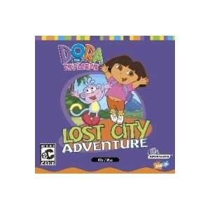 dora lost city adventures Toys & Games