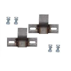 Stainless Steel Exhaust Stack Mounting Kit with Hardware Automotive
