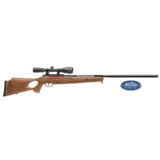 Crosman Benjamin rail NP XL 725 .25 Caliber Niro Pison Air Rifle