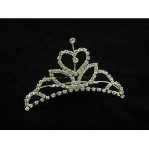 Crystal Wedding Bridal Jewelry Bouquets Hair Crowns Tiaras Accessories