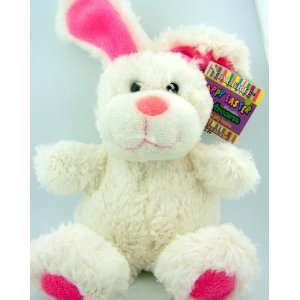 Easter Bunny Stuffed Animal Teddy Bear Plush Toy Easter Basket Stuffer