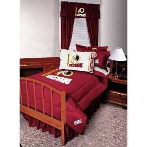 NFL Washington Redskins Complete Bedding Set Full Size