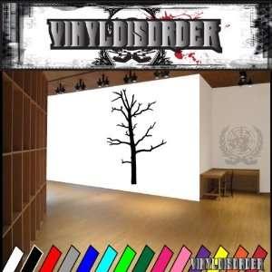 Trees Bare Tree NS042 Vinyl Decal Wall Art Sticker Mural