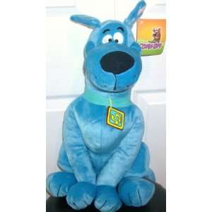 18 Scooby Doo Plush Figure, Blue Toys & Games
