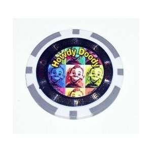 Howdy Doody Las Vegas Casino Poker Chip limited edition