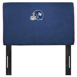 New York Giants NFL Team Logo Headboard