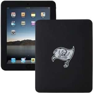 NFL Tampa Bay Buccaneers Black Apple iPad Silicone Skin