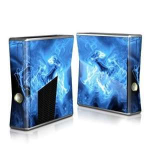Skin Decal Sticker for Xbox 360 S Game Console Full Body: Electronics