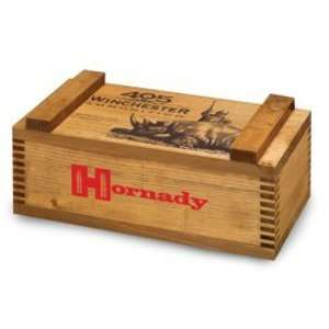 Wooden Ammo Box (Ammunition Accessories) (Ammo Boxes