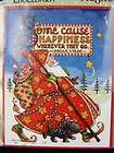 Mary Engelbreit Santa Christmas Magnet Some Cause Happiness Wherever