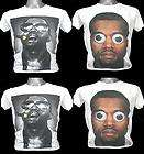 Kanye West T shirt S M L XL White Graduation Stronger Love Lockdown