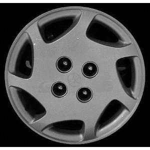 98 00 TOYOTA COROLLA WHEEL COVER HUBCAP HUB CAP 14 INCH, 7 HOLE BRIGHT