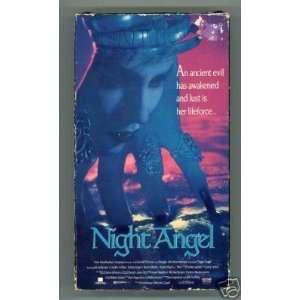 com Night Angel [VHS] Isa Andersen, Helen Martin, Karen Black, Debra