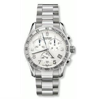 Swiss Army Mens Chrono Classic Watch #241122 Victorinox Watches