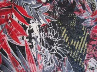 YARDs 4Way STRETCH POLY LYCRA FABRIC Venezia 4W Wow PRINT