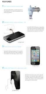 SGP Leather Case/Cover Argos Black for Apple iPhone 4S