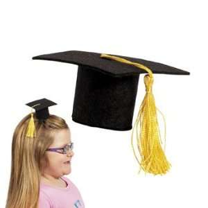 Mini Mortarboard Hat Hair Clip   Hats & Hair Accessories Beauty