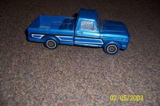 1973 Ford Ranger Pickup Truck Avon Bottle