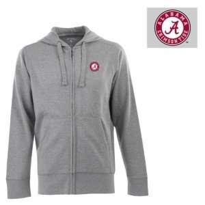 Alabama Crimson Tide Full Zip Hooded Mens Sweatshirt