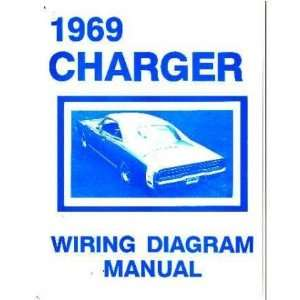 1969 DODGE CHARGER Wiring Diagrams Schematics: Automotive