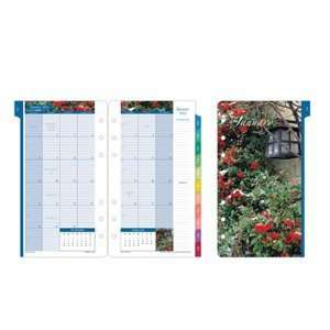 Month Tabbed Calendar, Starts January 2012, 134991201 Office Products