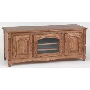 Solid Wood TV Stand Country Oak LCD HD Plasma TV Stand