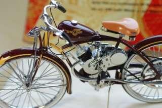 Harley Schwinn Whizzer Motor Bike Motorcycle Xonex 16 Bicycle Diecast