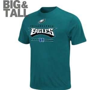 Philadelphia Eagles Big & Tall CV T Shirt