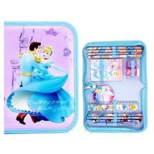 Disney Princess Cinderella Pencil Pouch/case Toys & Games