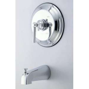 Kingston Brass KB2635DLTO Concord Tub/Shower Faucet, Oil