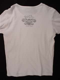 HARLEY DAVIDSON Austin, Texas Long Sleeve T Shirt (Womens Large