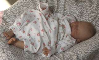 DOVES NURSERY ♥ Real Life Reborn Baby Girl ♥ A Brit Klinger Sculpt