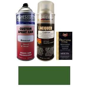 Oz. Loden Green Metallic Spray Can Paint Kit for 1977 AMC Hornet (7L
