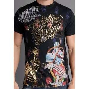 Christian Audigier Shirt Faith