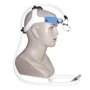 NEW Fibre optical LED Head Light Lamp Medical Dental
