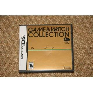 Game & Watch Collection   Club Nintendo